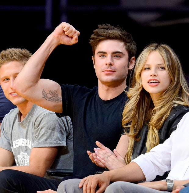Zac, His Guns, a Gal