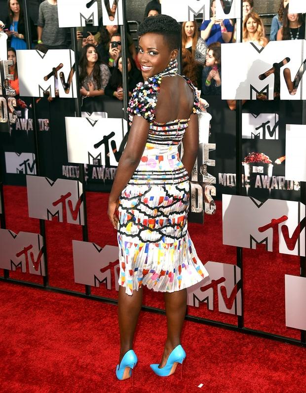 Lupita Nyongo Casual Fashion