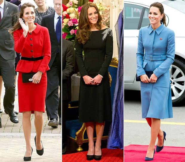 Kate Middleton's Royal Tour Style