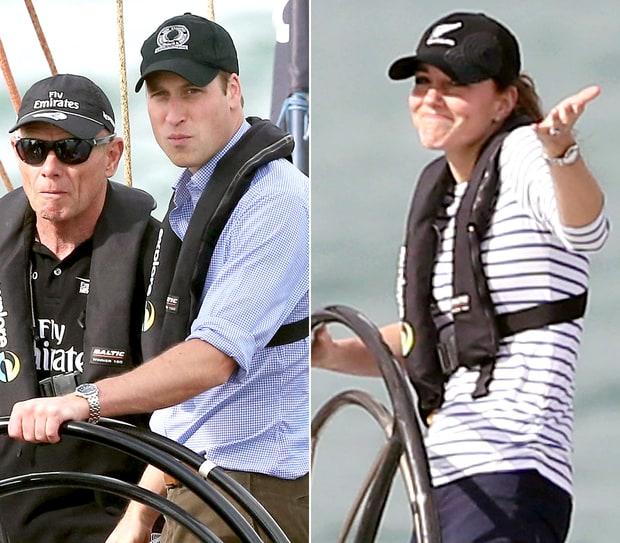 Kate Middleton, Prince William, Prince