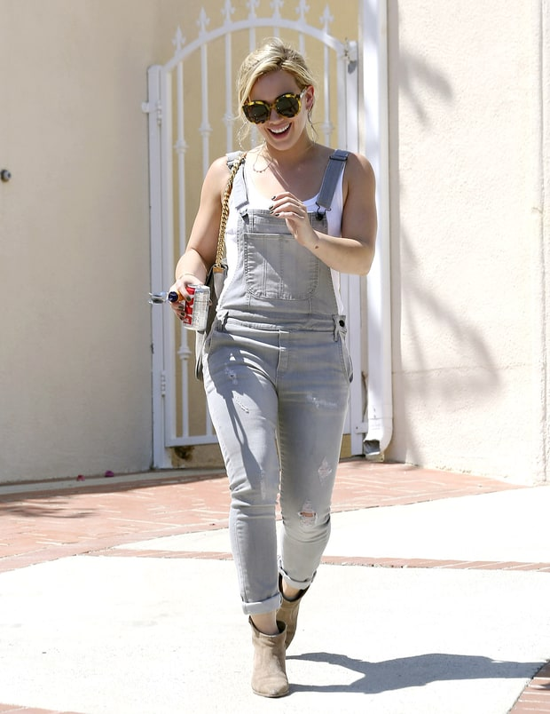 Not Over Overalls!