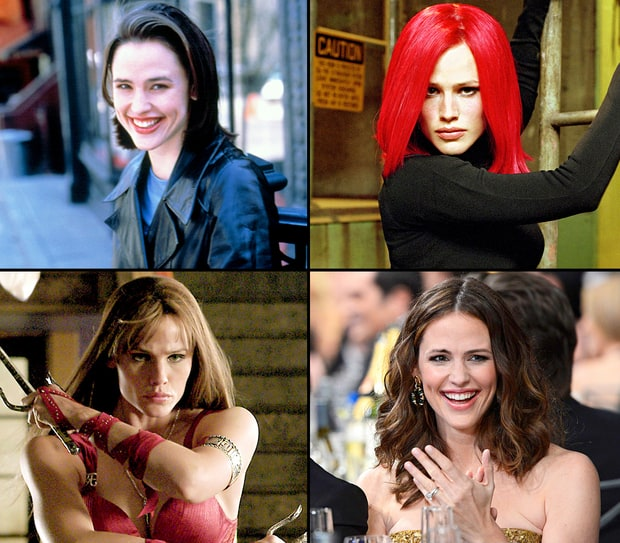 Jennifer Garner Through the Years