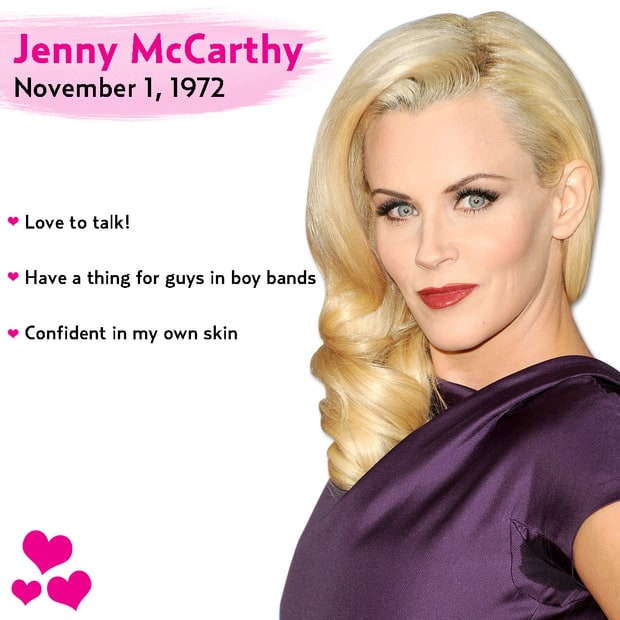 Jenny mccarthy online dating