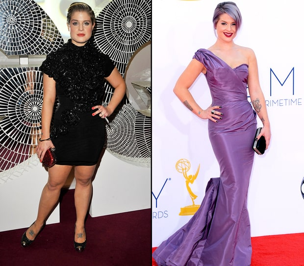Kelly Osbourne 42 pounds