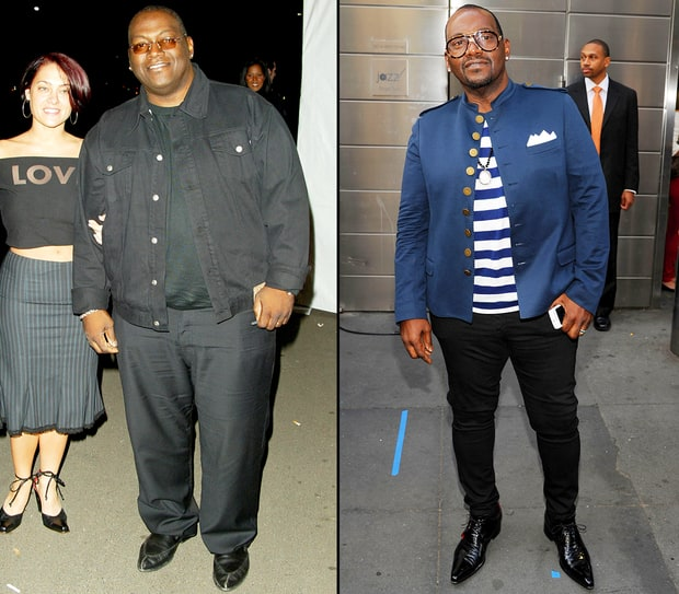 Randy Jackson 100 pounds