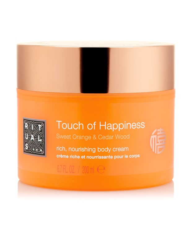 Rituals Home and Body Touch of Happiness Whipped Body Cream