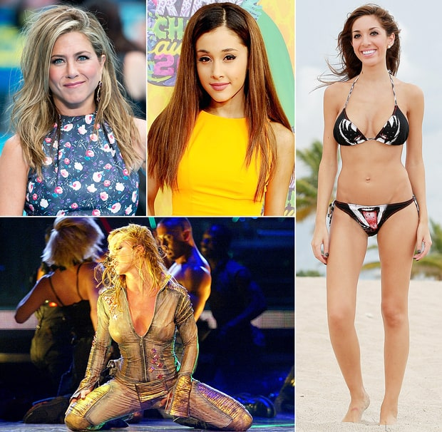 Celebrity Early Bloomers
