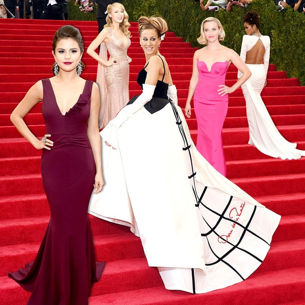 Met Gala 2014: What The Stars Wore Photo Gallery
