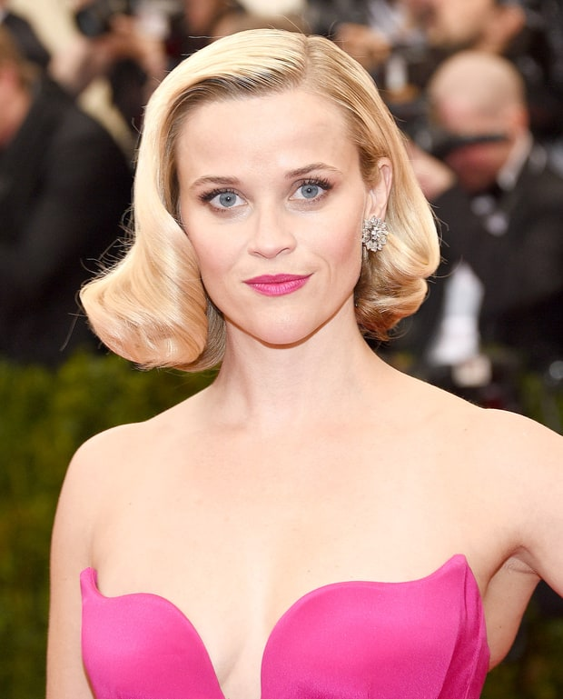 Reese Witherspoon's Faux Bob