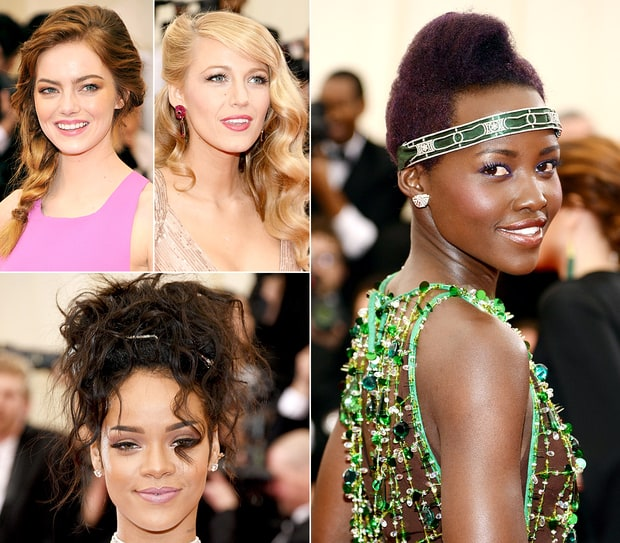 Met Gala 2014 Beauty Breakdown: Get Hair, Makeup Looks!