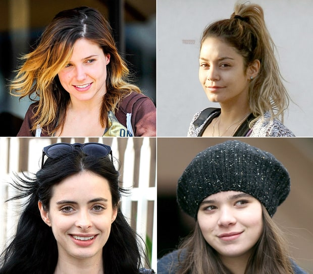 Celeb Secrets for Radiant Makeup-Free Skin