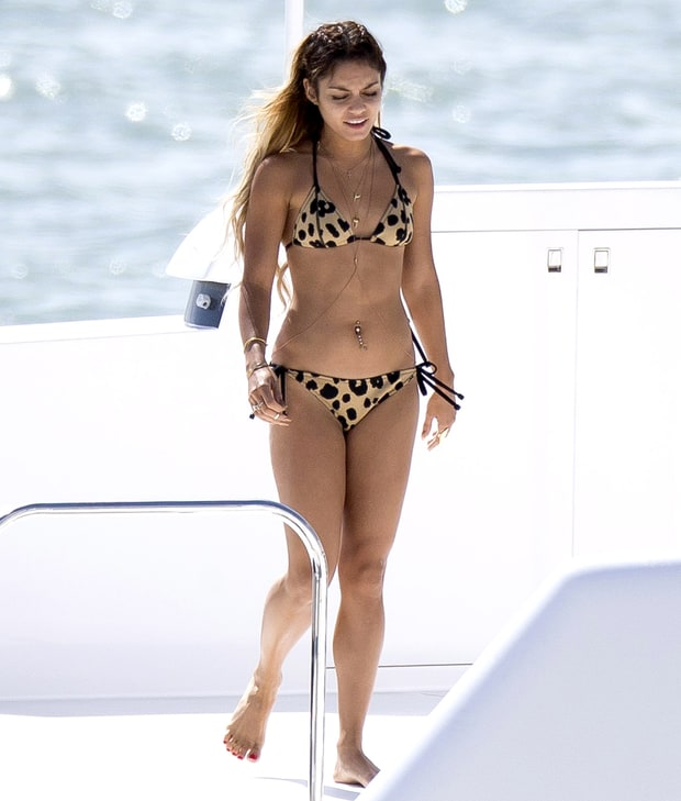 vanessa hudgens celeb swimsuits to flatter every body