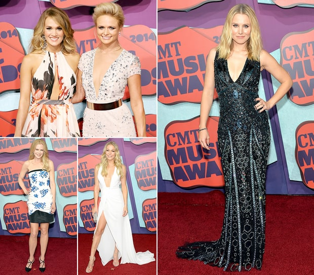 CMT Music Awards 2014: What The Stars Wore