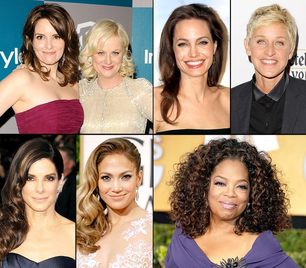 Powerful Celebrity Women