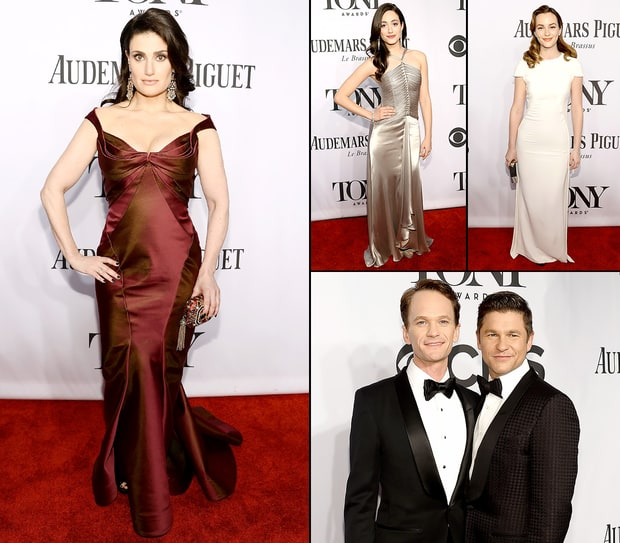 Tony Awards 2014: What The Stars Wore
