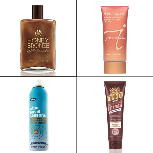 Self-Tanners and Bronzers for the Perfect Summer Glow
