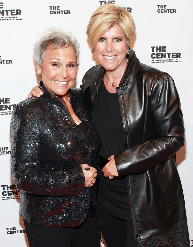 from Phillip suze orman coming out gay