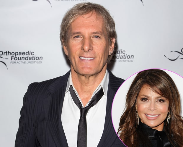 Michael Bolton and Paula Abdul