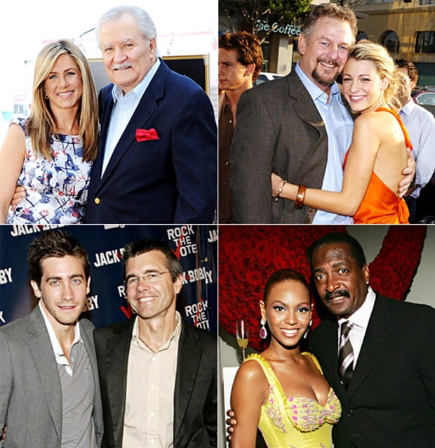 Stars And Their Dads