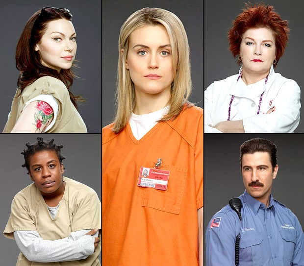 Before They Were on Orange Is the New Black