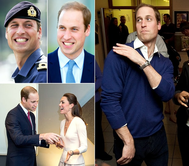Prince William's Funniest Quotes