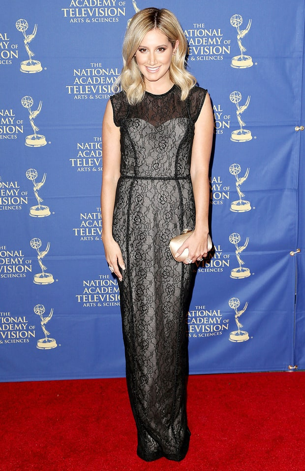 Ashley Tisdale: Daytime Creative Arts Emmy Awards Gala