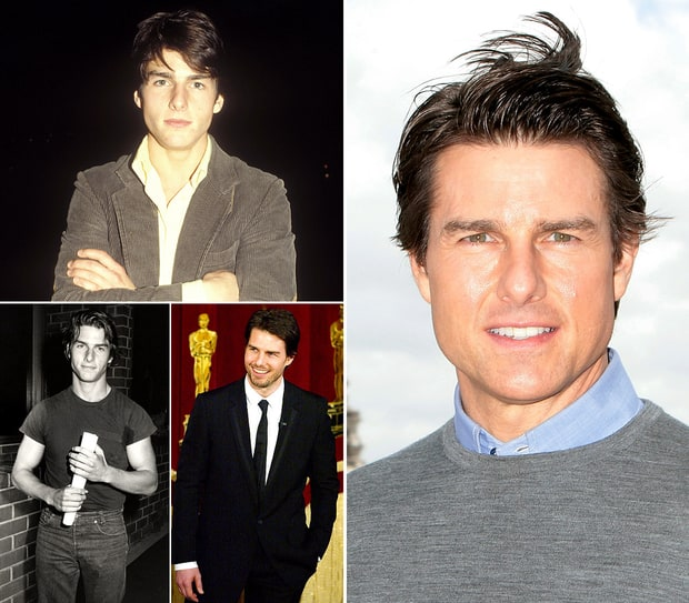 Tom Cruise's Ageless Face