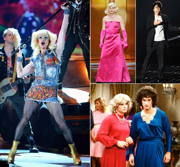 Celebs in Drag