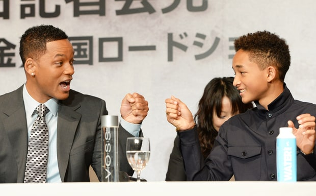 The Time When Will and Jaden Talked Oddly About Patterns
