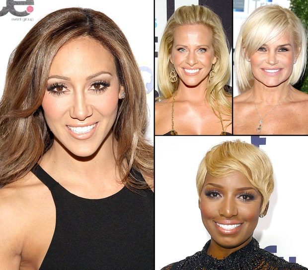 Real Housewives' Best Makeup Tips Learned on TV