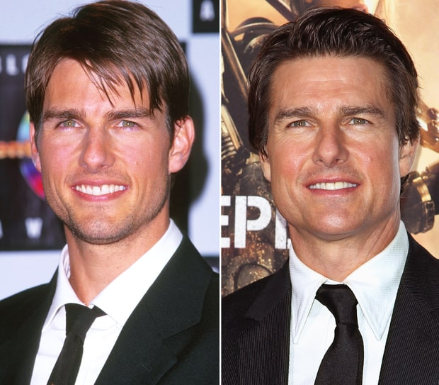 Tom Cruise | Ageless A-Listers: Stars Who Never Seem to ...