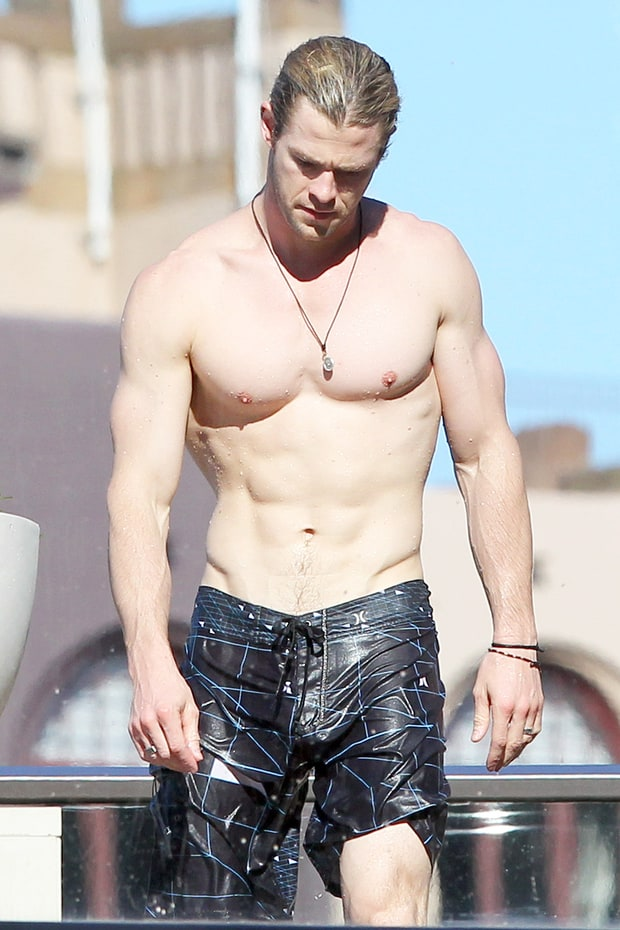 Chris Hemsworth's Hottest Pictures