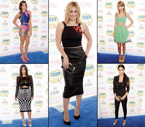 Teen Choice Awards 2014: What The Stars Wore