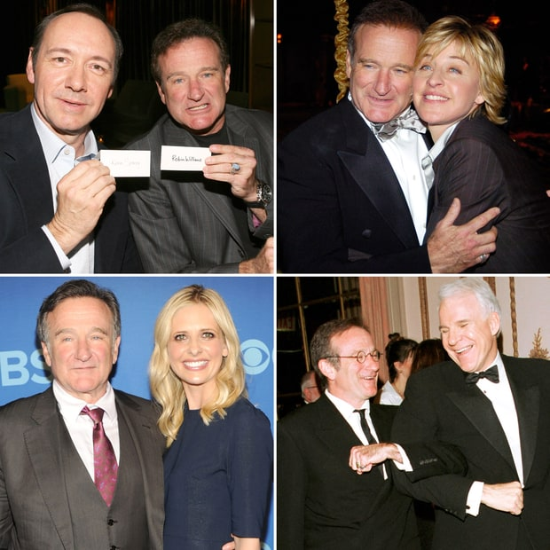 Robin Williams Remembered: Celebs and Costars' Sweet Tributes to Actor