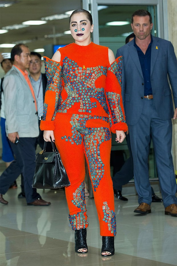 Gaga for Orange