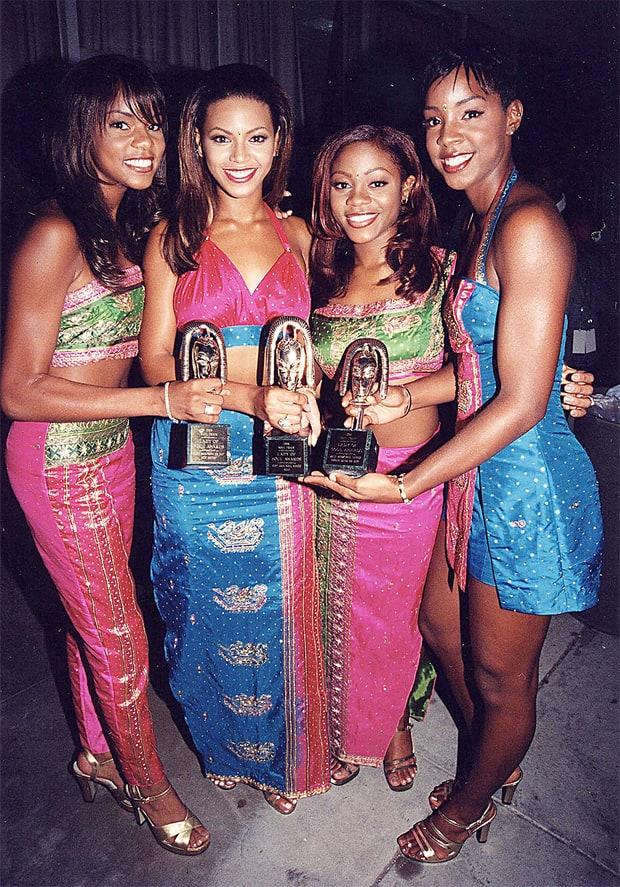 Destiny's Child's Original Lineup | '90s Nostalgia Photos ...