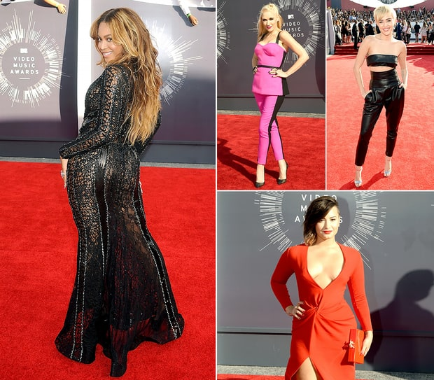 MTV VMAs 2014: Best Dressed Stars