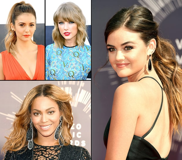 Copy the Hair, Makeup Looks from the MTV VMAs 2014 Red Carpet