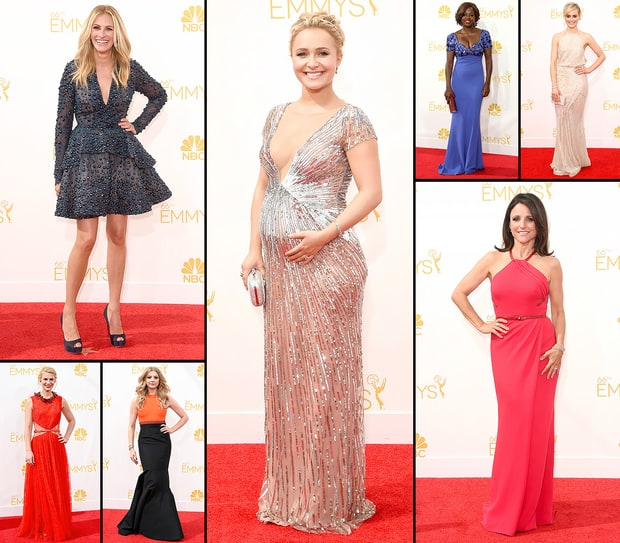 Best Dressed Celebs at the 2014 Emmys
