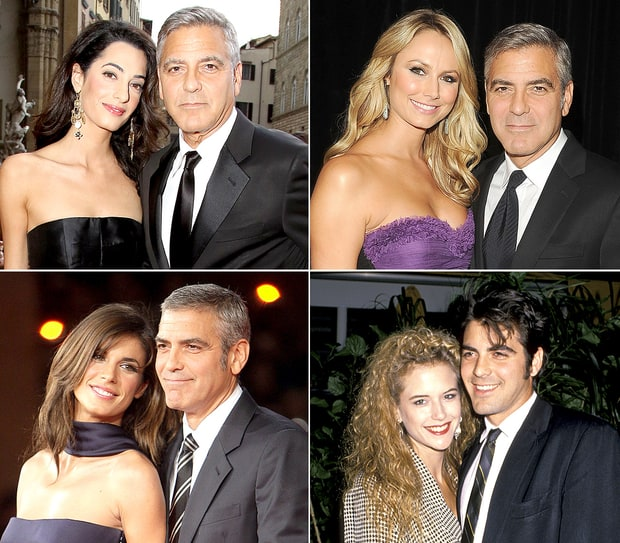 George Clooney's Girls