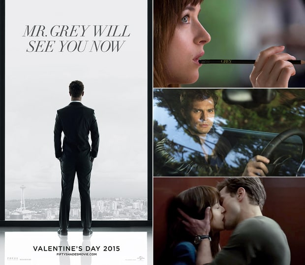 50 shades of grey movie the sexiest stills 50 shades for Movie the fifty shades of grey