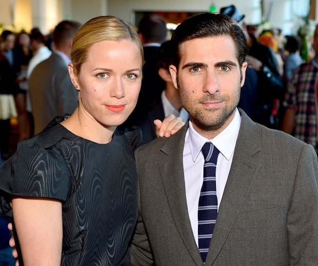 Jason Schwartzman and Brady Cunningham