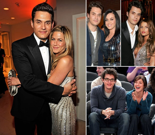John Mayer's Famous Girlfriends