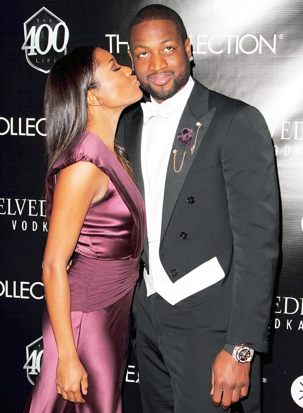 is dwyane wade still dating gabrielle union 2012