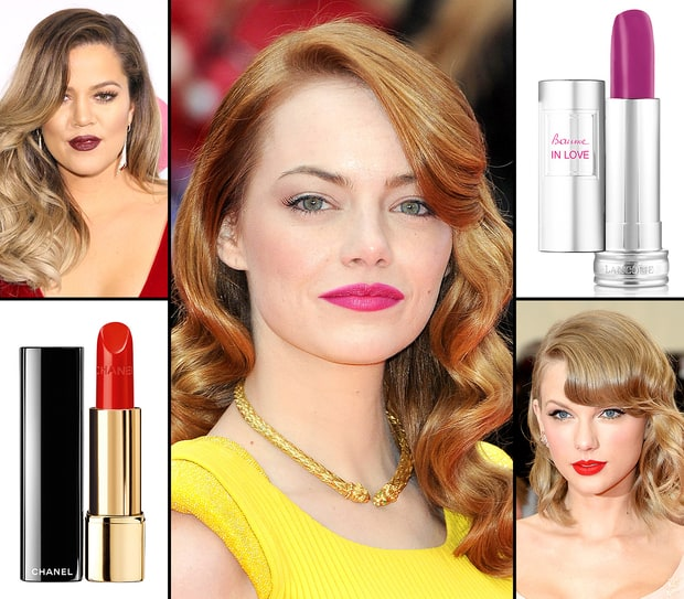 Rock Bold Lips Like a Celeb!