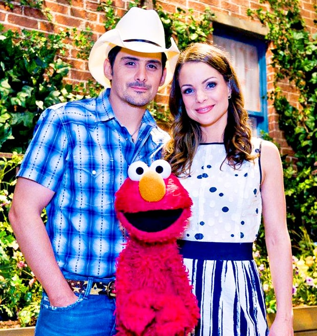 Brad paisley and kimberly williams paisley celebrities for How many kids does brad paisley have