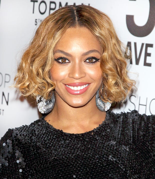 Beyonce Knowles Celeb Short Haircuts That You Can Wear