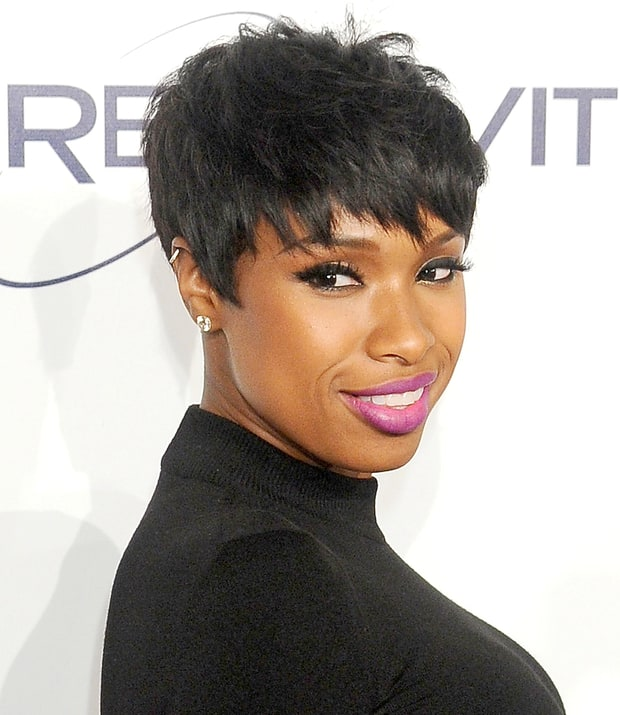 Jennifer Hudson Celeb Short Haircuts That You Can Wear