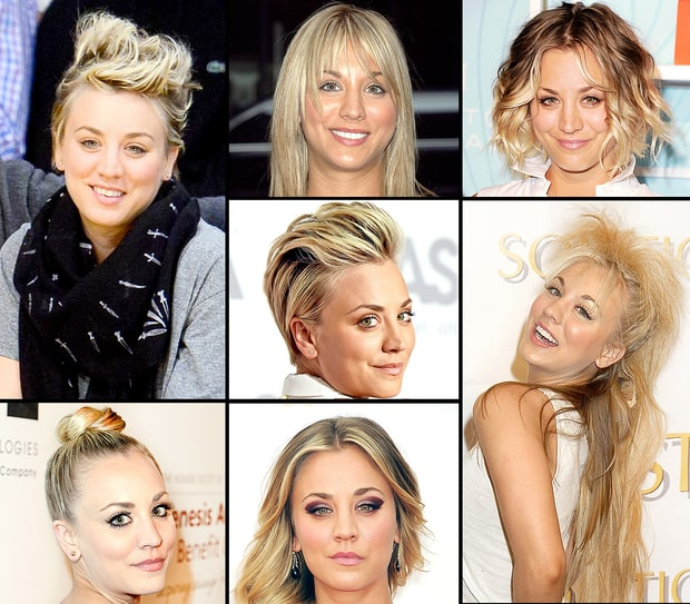 Astonishing Kaley Cuoco39S Hairstyles Over The Years Kaley Cuoco39S Hair Short Hairstyles For Black Women Fulllsitofus