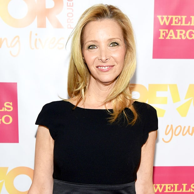 Lisa Kudrow Now
